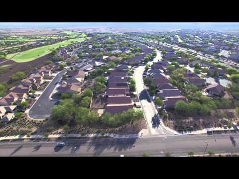 Tour of Sun City Anthem at Merrill Ranch, Florence, AZ