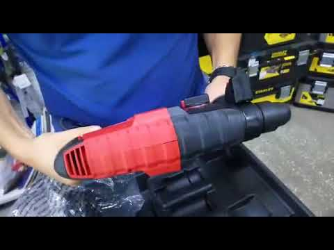 Перфоратор Dewalt D 25113 K - YouTube