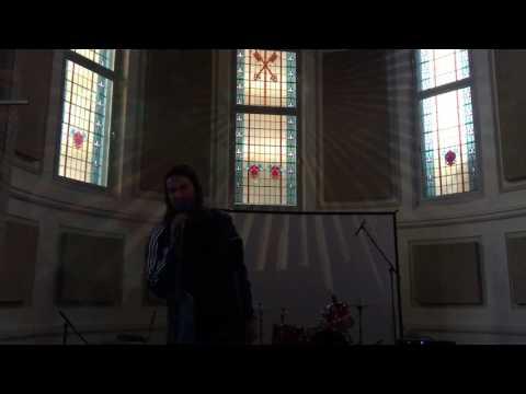 Patrick Davies, amazing  , Halle St Peters , Manchester , 22/4/17