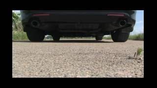 Хонда Аккорд 8 CU2 2.4 Автомат Звук выхлопа / Разгон до сотни 0-100 км/ч