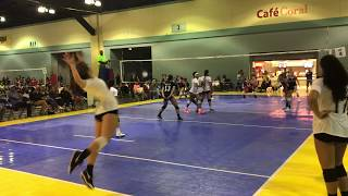 Next Level Vs Humacao Spring Volleyball Challenge 2019
