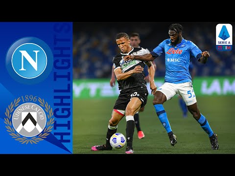 Napoli Udinese Goals And Highlights