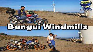 North Loop Part 3: Ride to Bangui Windmills - Vigan City | Suzuki Raider R150 Fi