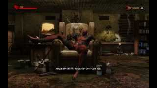 Deadpool PC - Prologue And Mission 1 Gameplay [Part 1]