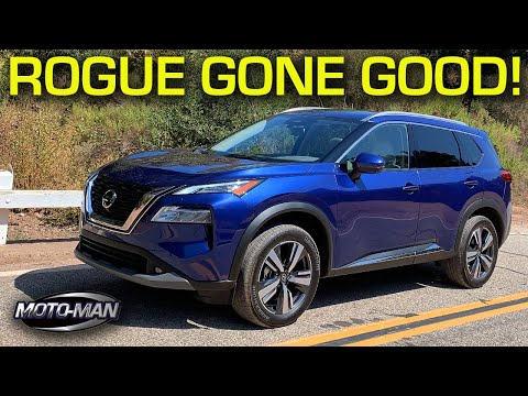 2021 Nissan Rogue: Now, it's really good!