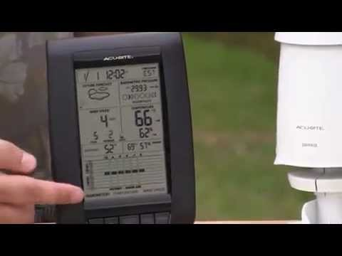 AcuRite Weather Station 000634