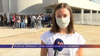 Yvelines | 120kg de déchets ramassés par les lycéens de Dumont d'Urville