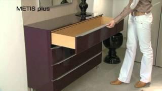 Модульная мебель для спальни Metis Plus от Hulsta(, 2011-05-24T13:20:26.000Z)