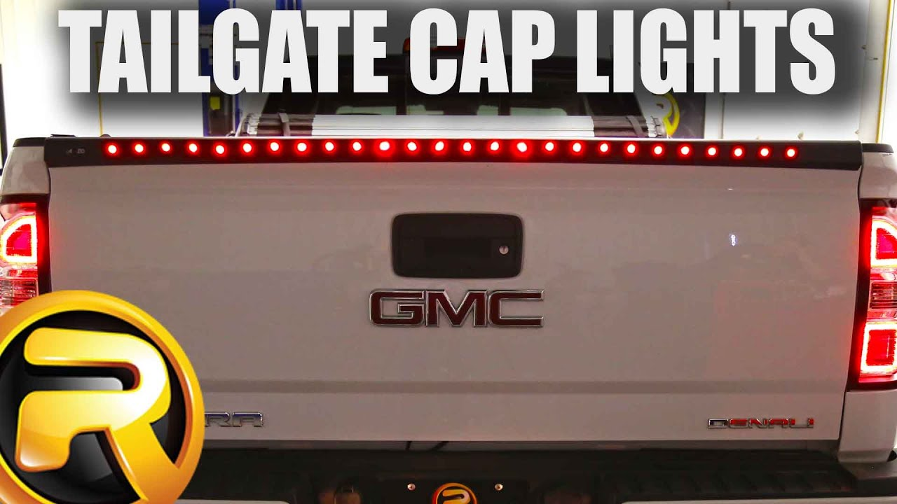 led tailgate bar 89 ford ranger fuse box diagram how to install anzo cap - youtube