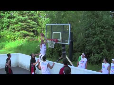 Mini Basketball League (USA vs Canada)