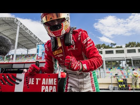 Charles Leclerc's Emotional