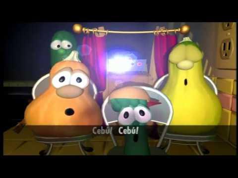 VeggieTales: Song of the Cebu Instrumental (With Lyrics)