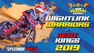Isle of Wight 'Wightlink Warriors' vs Kent 'Kings' : National Trophy : 30/05/2019