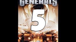 """[FIXED] Command & Conquer: Generals GLA: Прохождение - 5 миссия - """"Токсины"""" [1440 HD]"""