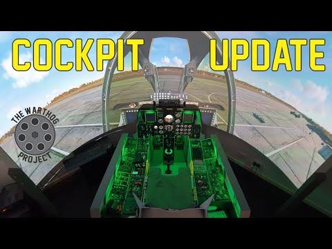 UPDATE June 2019- A10C Warthog Simulator