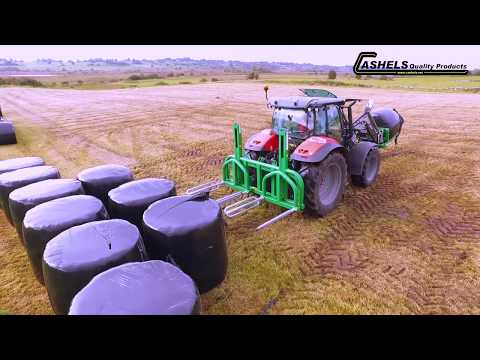 Cashels Pick And Stack Double Bale Handler.