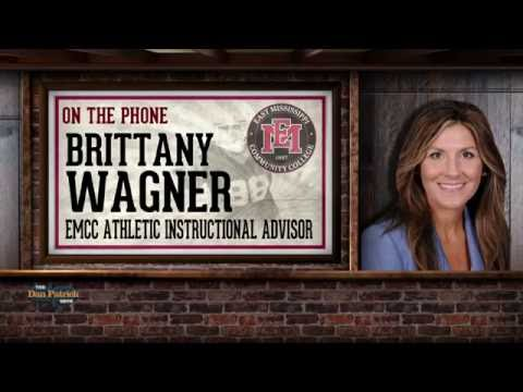 Brittany Wagner on The Dan Patrick  Full  82616