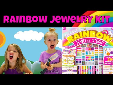 giant-rainbow-jewelry-kit-for-kids!-unbox-and-review!