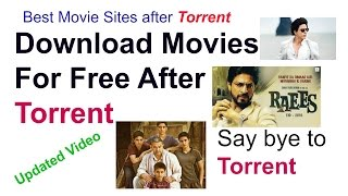 How To Download Movies Without Torrent Site | Best Movie Downloading Site