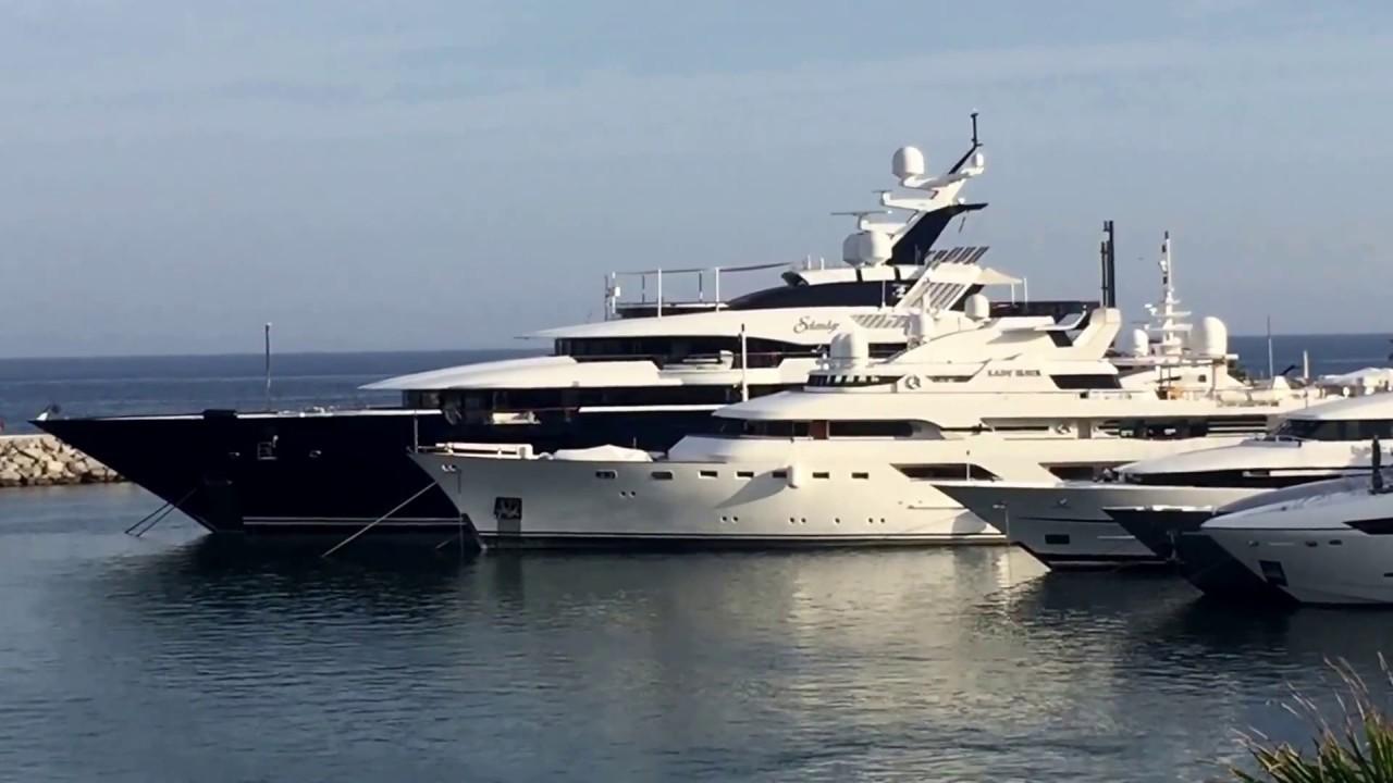 Royal Saudi Superyacht 85m Solange In Puerto Banus Largest Yacht To Enter Port Ever