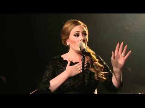 Adele - Someone like you (VMA 2011)