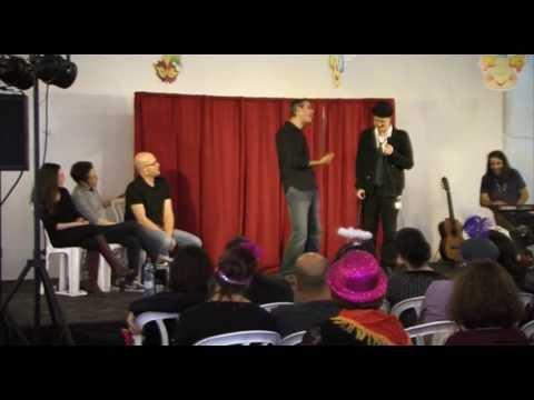 קומיקזה מארח - מופע הבידור המאולתר הטוב בישראל