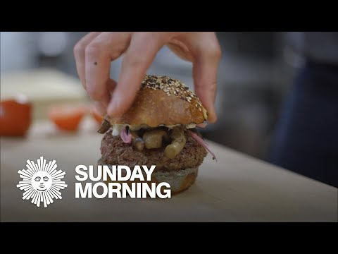Mark Simone - The Real Story Of the New Meatless Burgers
