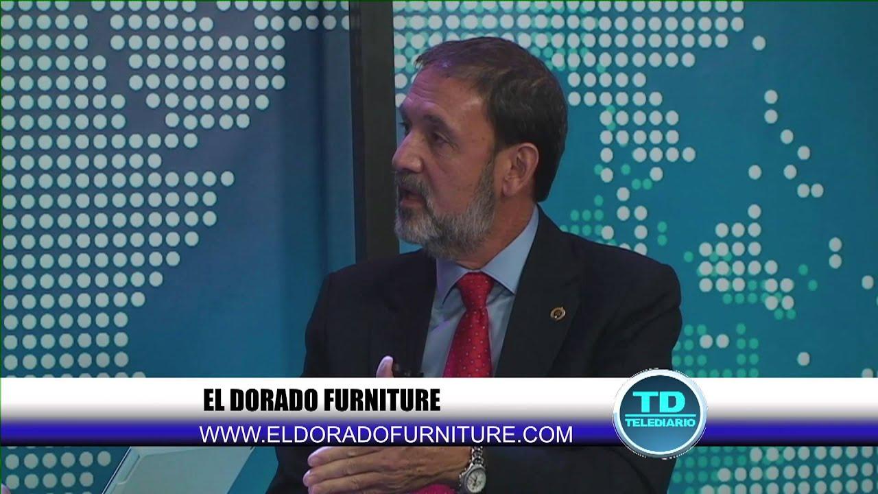 Presentacion De El Dorado Furniture En Telediario