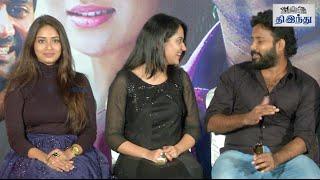 Oru naal Koothu Press Meet   Dinesh   Mia George   Nivetha   Riythvika