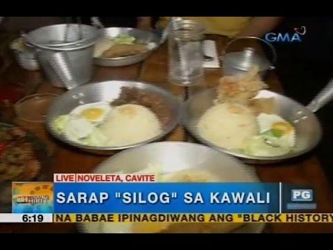 'Unang Hirit,' tinikman ang iba't ibang lutong kawali sa Noveleta, Cavite