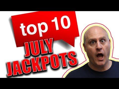TOP 10 JULY JACKPOTS! ✦ HIGH LIMIT ✦ Slot Machine Wins! ?The Big Jackpot - The Big Jackpot - 동영상