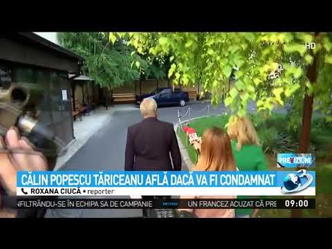 Călin Popescu Tăriceanu află dacă va fi condamnat