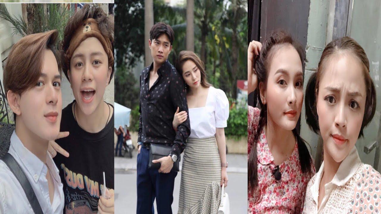 Dàn diễn viên Về Nhà Đi Con chơi tik tok ✅🆕Quốc Trương ,Bảo Thanh ,Bảo Hân, Thu Quỳnh ,Quang Anh ..
