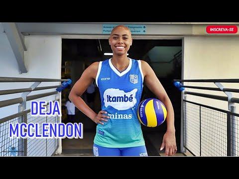 O melhor de Deja McClendon no Itambé Minas temporada 19\20 🏐💙