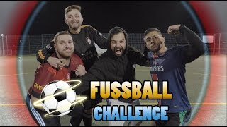 Heftige FUSSBALL CHALLENGE ⚽️ | Good Life Crew