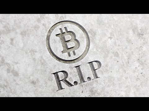 The Bitcoin Obituaries Song 2016-2018 (Not This Time Part 2)