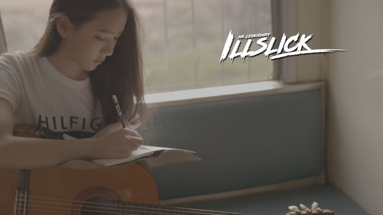 ILLSLICK - ถ้าเธอต้องเลือก [Official Lyrics Video] #1