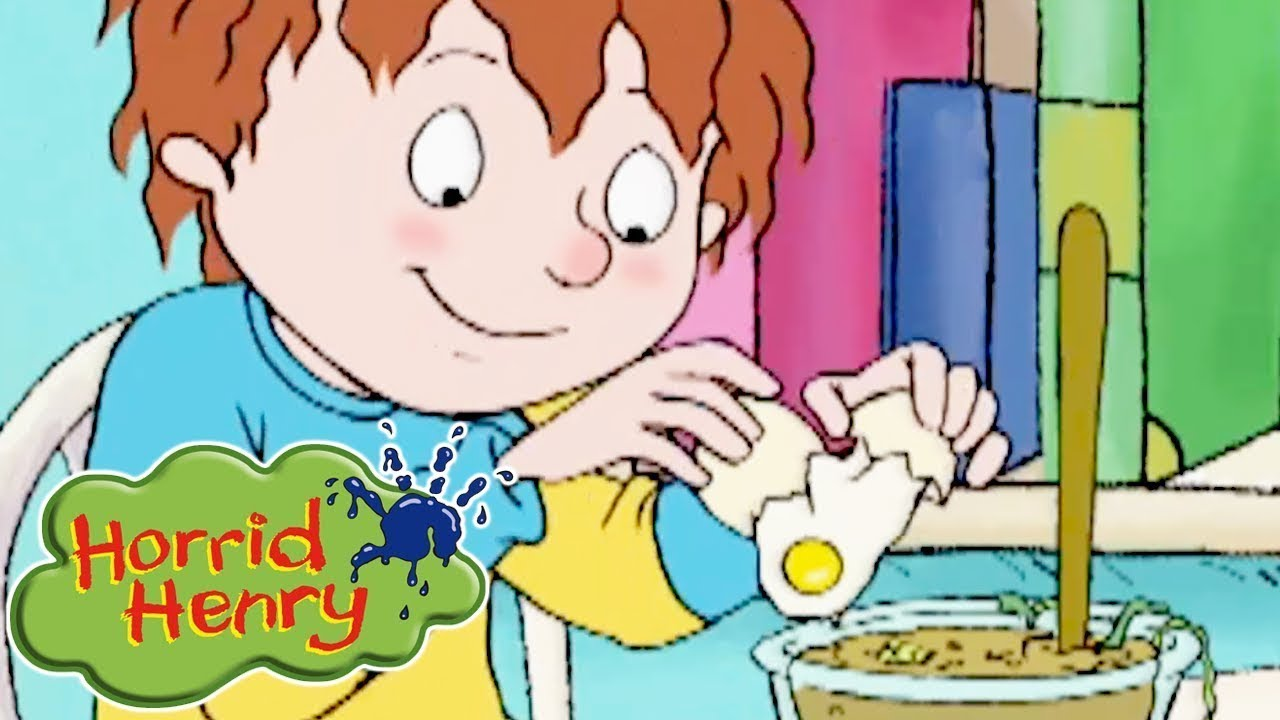 Horrid Henry - Henrys Kitchen Nightmare | Videos For Kids | Horrid Henry Episodes | HFFE
