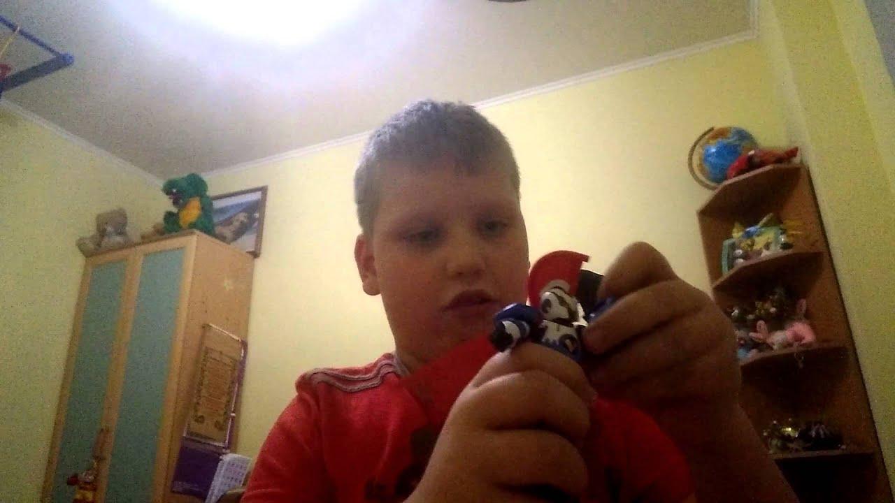 Роботы LBX - сборные модели - YouTube