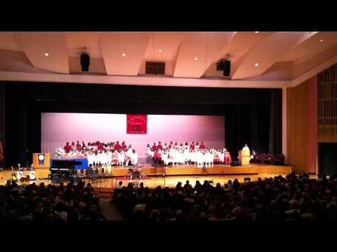 Nichols Middle School 2012 Graduation