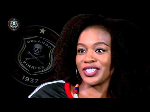 Up The Bucs Interview with Nomzamo Mbatha