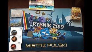 OTP2019! RYBNIK 8 czerwca Mistrzostwa Polski Pokemon 2019!