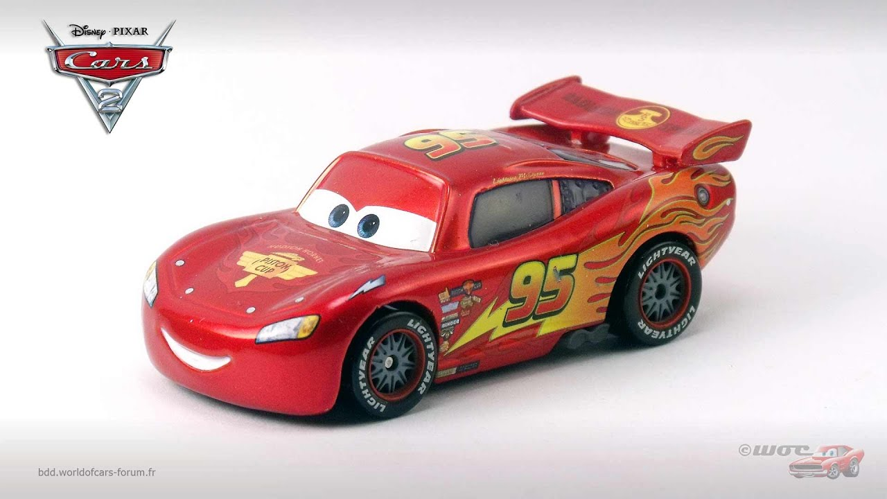 bdd world of cars rs team lightning mcqueen youtube - Flash Macqueen