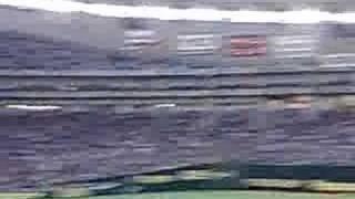 中日優勝!東京ドームで「燃えよドラゴンズ!」2006.10.10