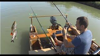 Шикарный Клёв и отличная рыбалка.