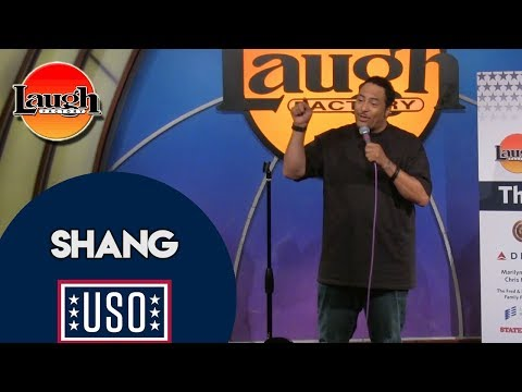 Shang | How to Win a Fight | Laugh Factory Stand Up