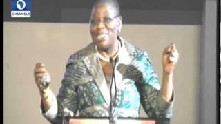DOCUMENTARY: Oby Ezekwesili At The APC National Summit. Pt1