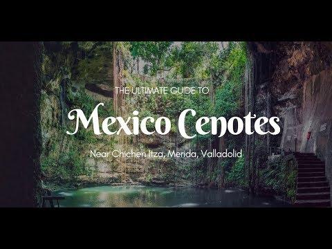 Yucatan Cenotes: The Best Cenotes Near Chichen Itza, Merida, Valladolid