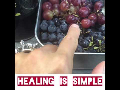 Healing is simple with detoxification and detox