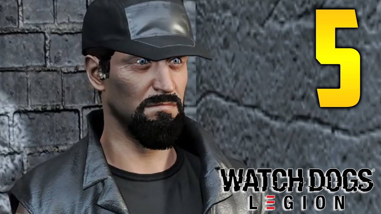 """Watch Dogs: Legion - Part 5 """"RECRUIT AIDRIAN KEHOE"""" (Let's Play)"""